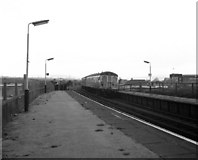 SD7807 : Radcliffe station by Dr Neil Clifton