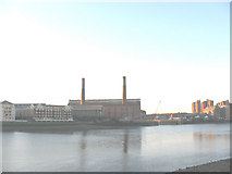 TQ2677 : Lots Road Power Station, Chelsea by Stephen Craven