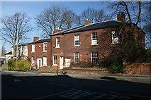 SP0198 : Houses at Six Ways by Derek Bennett