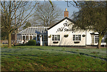 SP4476 : The Old Smithy, Church Lawford by Stephen McKay