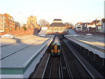 TQ7407 : Railway Station, Bexhill-on-Sea by Bill Johnson