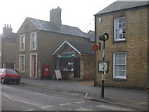 TL4567 : Cottenham Post Office by Keith Edkins