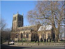 SK5319 : Loughborough Parish Church by Tim Heaton