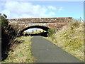 NS3372 : Bridge near Cunston Cottage by Thomas Nugent