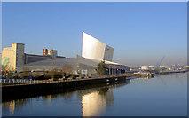 SJ8097 : The Imperial War Museum North by Steve  Fareham