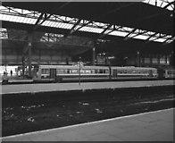 SJ8499 : Platform 9, Manchester Victoria by Dr Neil Clifton