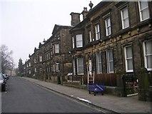 SE0824 : Park Road - King Cross Street by Betty Longbottom