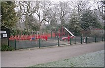 SE0824 : Playground - People's Park by Betty Longbottom