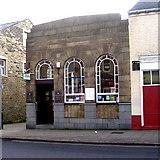 SE0724 : King Cross Library - King Cross Street, Halifax by Betty Longbottom