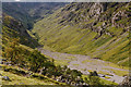 NN1655 : Coire Gabhail (The Lost Valley) by Nigel Brown