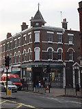 TQ2284 : Post Office, Willesden High Rd by Oxyman