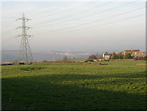 SE1220 : Field with old quarry, Pinfold Lane, Rastrick by Humphrey Bolton