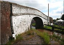 SJ6352 : Nantwich Junction Bridge, Shropshire Union Canal by Espresso Addict