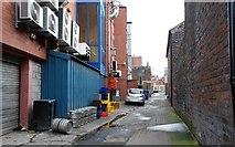 J3372 : College Green Mews, Belfast by Albert Bridge