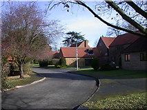 TL4259 : Bradrushe Fields by Keith Edkins