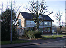 TL4259 : Transport House, Madingley Road by Keith Edkins