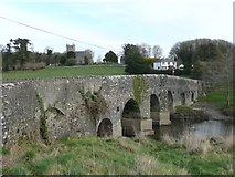 N8172 : Donaghpatrick Bridge, Donaghpatrick, Co. Meath by JP