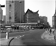 SJ8498 : Mosley Street, Manchester by Dr Neil Clifton