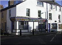 TL4658 : Former baker's shop, Kingston Street by Keith Edkins