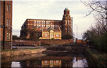 SJ8993 : Broadstone Mill, Reddish by Chris Allen