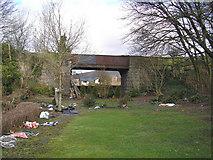 SD6282 : Railway at Barbon by John Illingworth