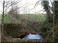 NY3343 : Ford across the Brothy Beck by Rose and Trev Clough
