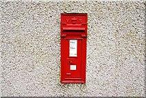 J3996 : Letter box, Glenoe by Albert Bridge
