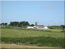 X4398 : Knockmahon from former coastguard station by Hector Davie