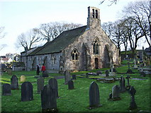 SD4161 : Parish Church of St Peters, Heysham by Alexander P Kapp