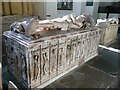 SO3014 : Tomb of Sir William ap Thomas (died 1446) by Jeremy Bolwell