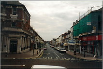 TQ7407 : Western Road, Bexhill-on-Sea by Bill Johnson