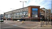 J3374 : Bridge Street, Belfast by Albert Bridge