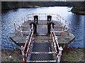 NT3058 : Edgelaw Reservoir by Chris Eilbeck