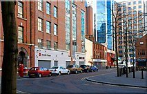 J3373 : Amelia Street, Belfast by Albert Bridge