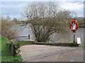 SO8125 : Slipway to the Severn at Ashleworth Quay by Pauline E