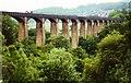 SJ2742 : Pontcysyllte Aqueduct by Graham Horn
