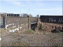 SO9199 : Cannock Road GWR Bridge by John M