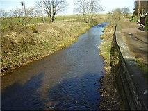 NT6578 : Biel Water by James Denham