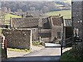 ST7369 : 2008 : Court Farm, Langridge by Maurice Pullin