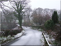 NS2272 : Wintry scene by Thomas Nugent