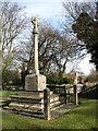 TG1937 : War Memorial beside Metton Road by Evelyn Simak