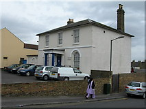 TQ7369 : Strood Conservative Club by Danny P Robinson