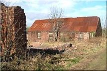 NZ7118 : Former Workshop of the Liverton Ironstone Mine by Mick Garratt