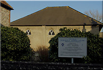 TQ5203 : St Andrew's United Reformed Church, Alfriston by Kevin Gordon