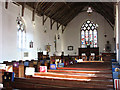 TG2532 : St Mary's church - view northeast by Evelyn Simak
