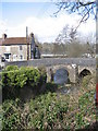 ST6163 : Pensford Bridge over the River Chew by Dr Duncan Pepper