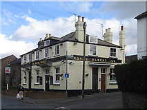 TQ4667 : The Royal Albert Inn, Orpington by Ian Capper