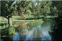 SP1404 : River Coln by Row17