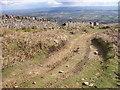 SO2905 : Bwlch Cwm Lasgarn by Alan Bowring