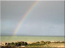 J4482 : Rainbow near Seahill by Rossographer